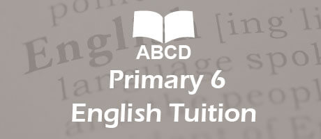 English tuition for primary 6